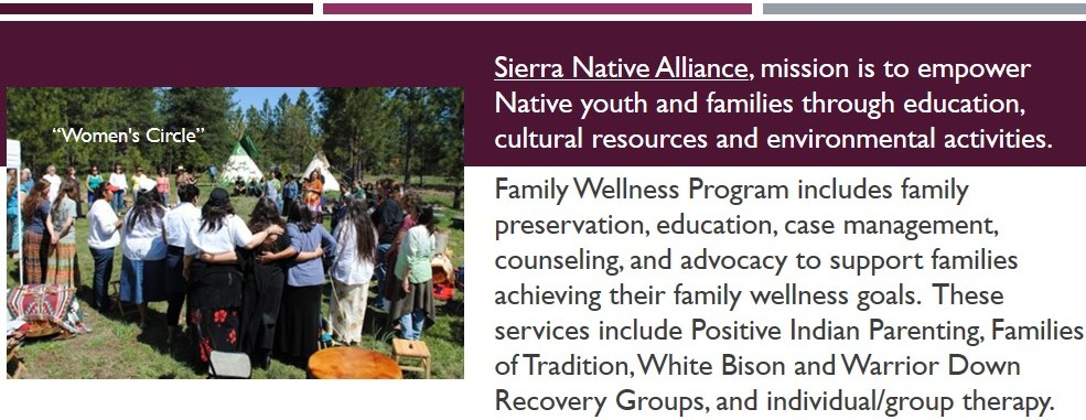 sierra native alliance