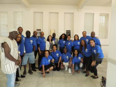 The African Communities Public Health Coalition (Group Photo)